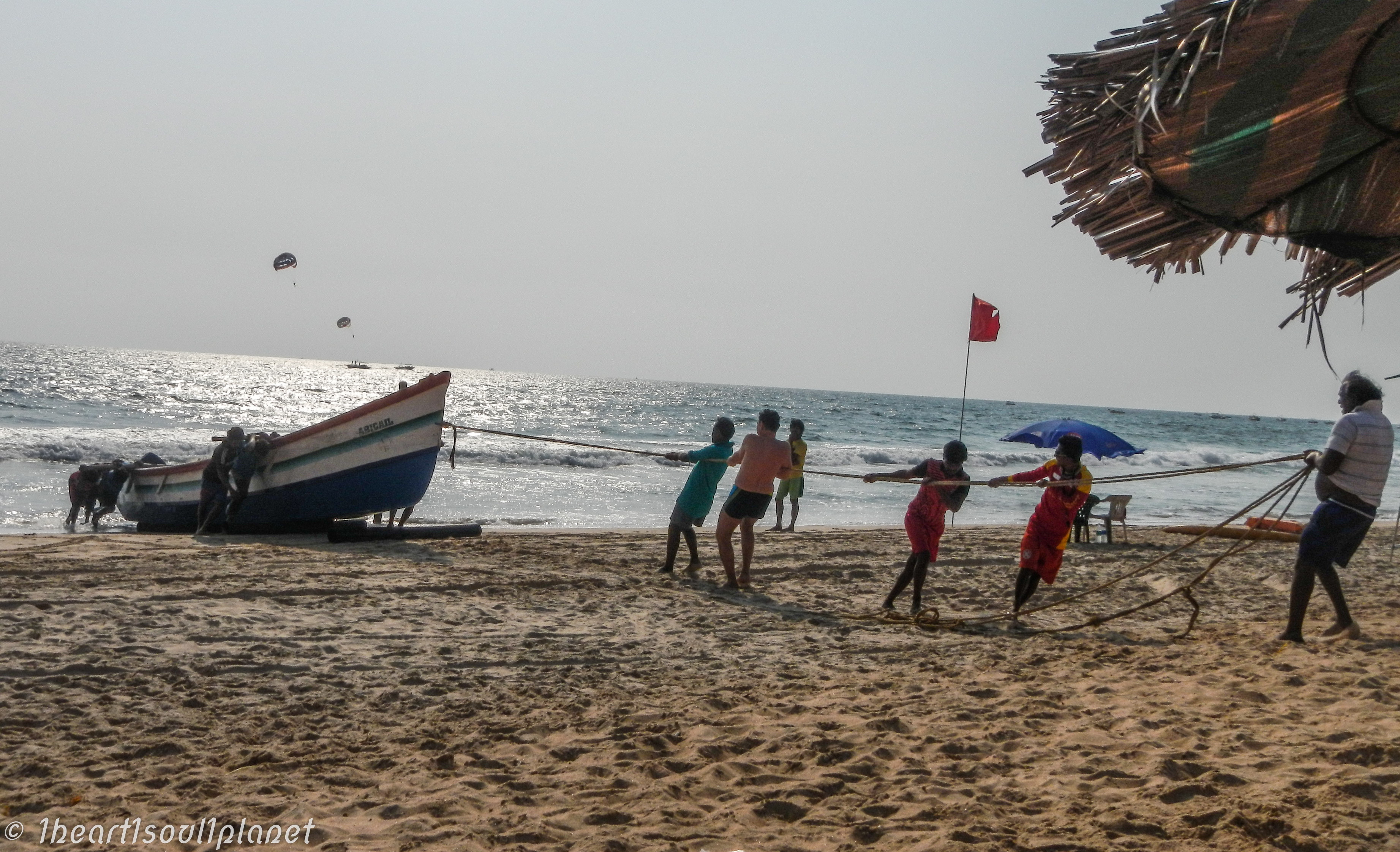 goa beach 2