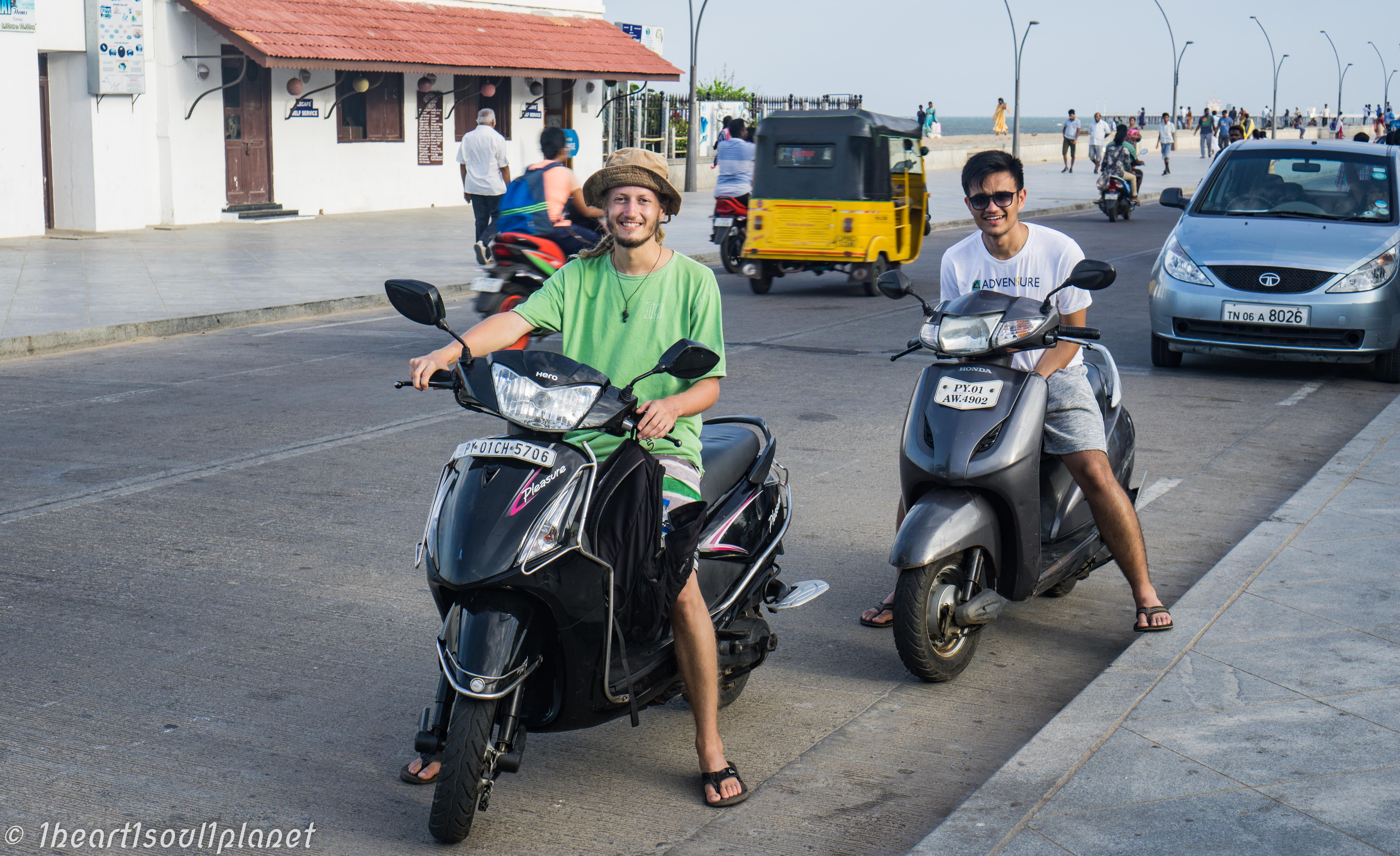 Scooter Gang