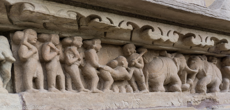Khajuraho Temple-2