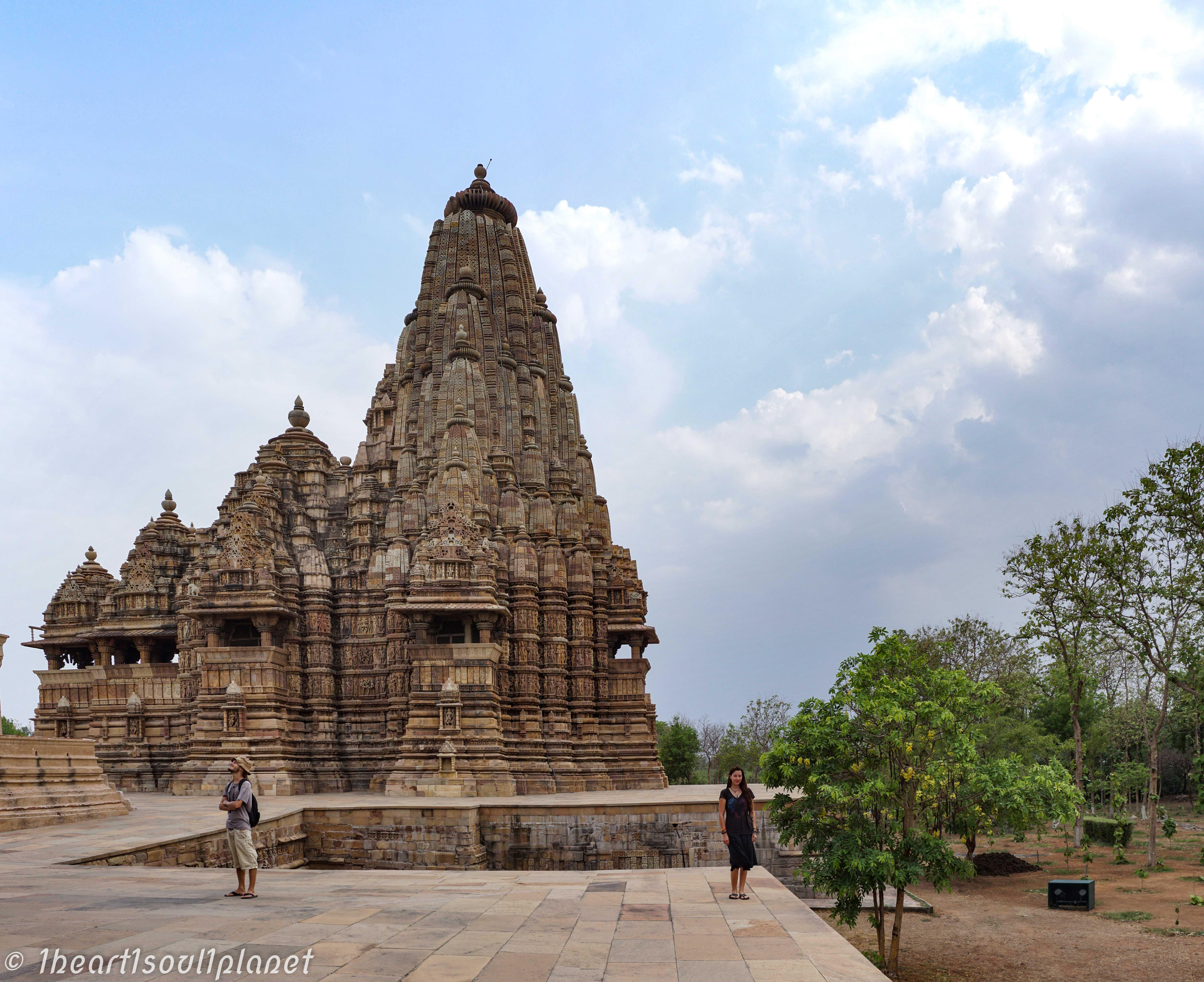 Khajuraho Temple-3